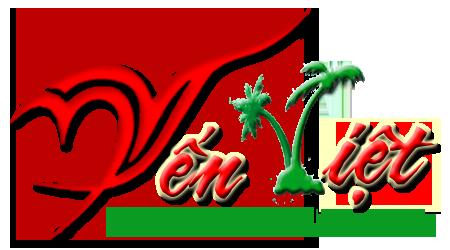 logo công ty du lịch yến việt