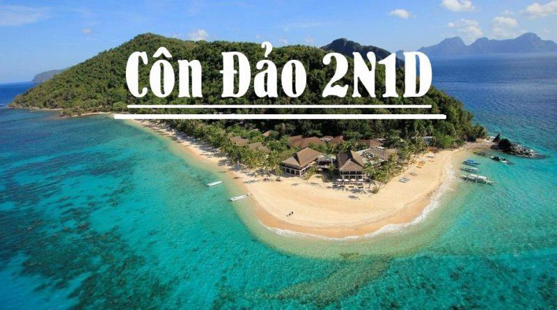 Tour Côn Đảo 2N1Đ - Du Lịch Yến Việt